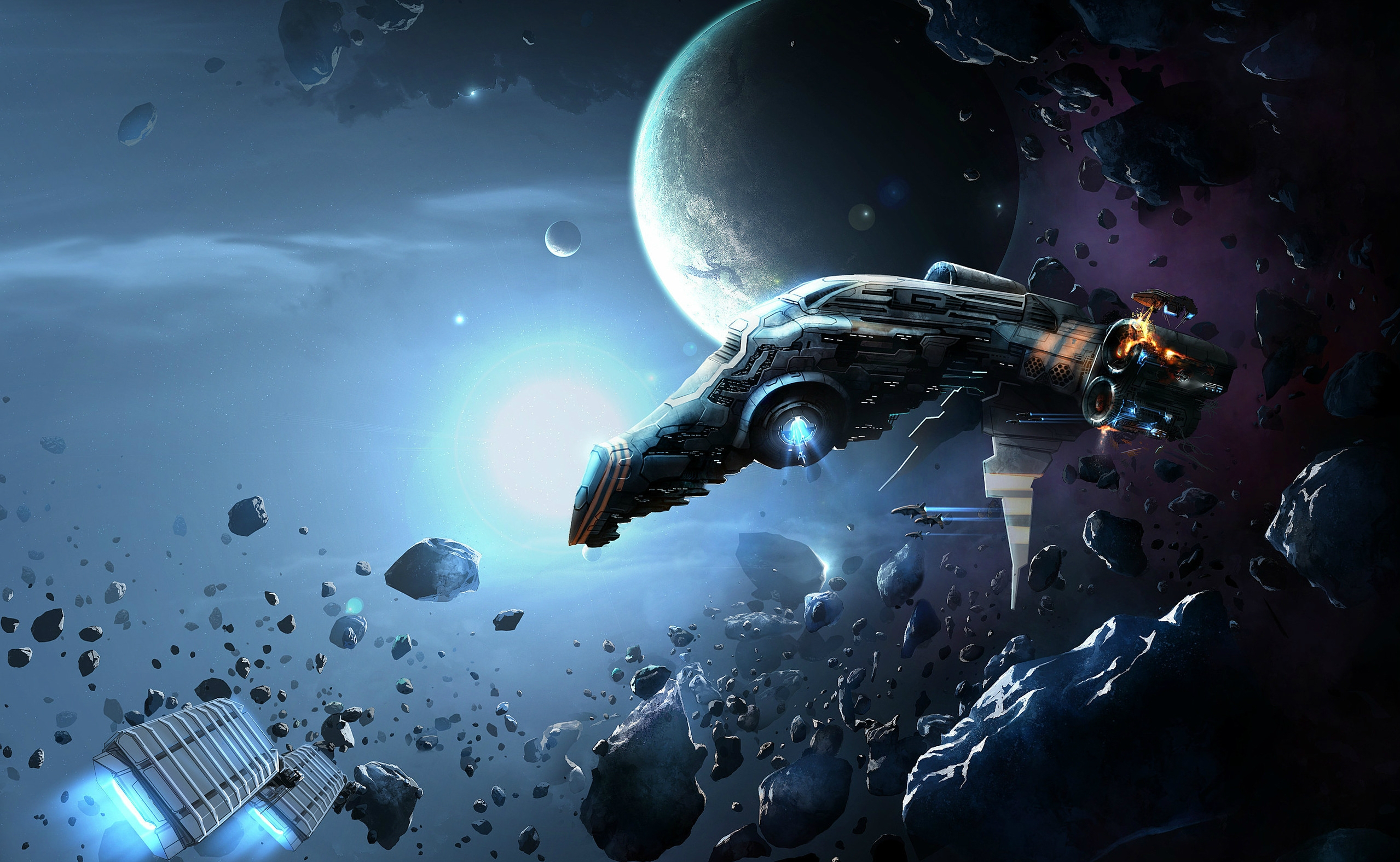 Galaxy Wars EVE Online Game Review - Galaxy Wars